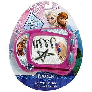 Amazon.com: Disney Frozen Elsa Anna Draw and Erase Drawing Board