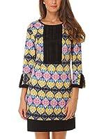 Almatrichi Vestido Cavani (Multicolor)