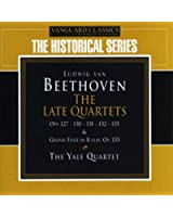 Beethoven : Late String Quartets Opp. 127, 130, 131, 132, 133, 135