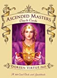 Ascended Masters Oracle Cards: 44-Card Deck and guidebook (140190808X) by Virtue, Doreen