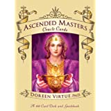 Ascended Masters Oracle Cards: 44-Card Deck and guidebookby Doreen Virtue