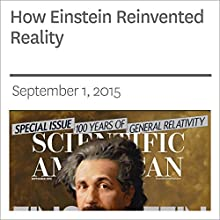 How Einstein Reinvented Reality (       UNABRIDGED) by Walter Isaacson Narrated by Mark Moran