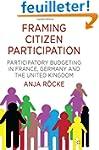 Framing Citizen Participation: Partic...