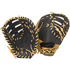 Buy Mizuno World Win GXF75 Baseball First Baseman's Mitt (12.5-Inch) by Mizuno