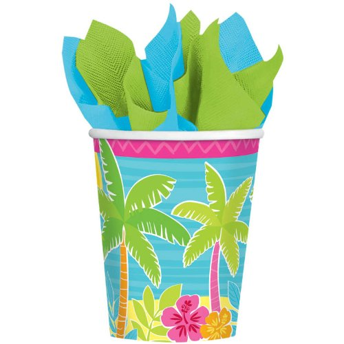 Cup Summer Scene Big Party Pack