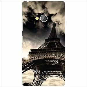 Microsoft Lumia 540 Dual SIM Cloudy - Silicon Phone Cover