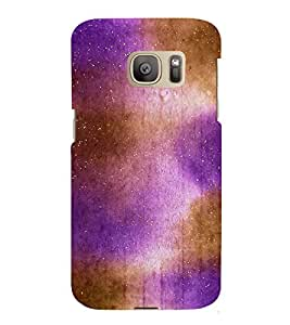 Sky World Stars 3D Hard Polycarbonate Designer Back Case Cover for Samsung Galaxy S7 Edge :: Samsung Galaxy S7 Edge Duos G935F