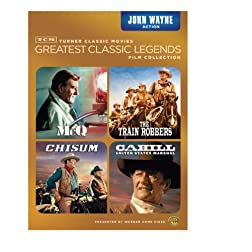 Tcm Greatest Classic Films: Legends - John Wayne
