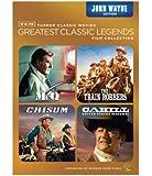 TCM Greatest Classic Films: Legends - John Wayne Action (4FE)