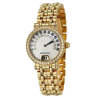 Gerald Genta Arena Contemporary Retro Women's Quartz Watch REC-S-20-448-B2BDS01