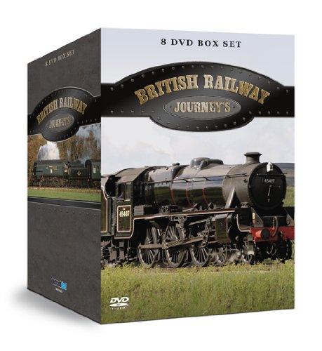 BRITISH RAILWAYS: JOURNEYS [IMPORT ANGLAIS] (IMPORT)  (COFFRET DE 8 DVD)