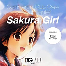 Commercial Club Crew vs. Clubhunter-Sakura Girl