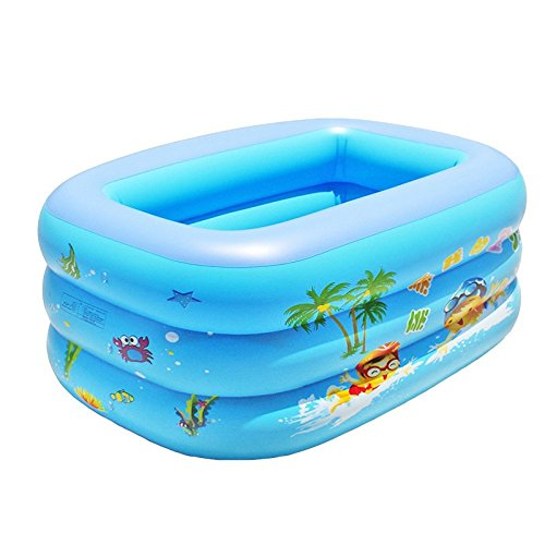 130 85 50cm small infant pool family inflatable pool and for Small paddling pool