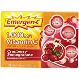 Emergen-C Cranberry Pomegranate, 30-count ~ Emer'gen-C