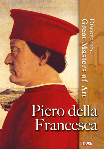 Discover the Great Masters of Art - Piero della Francesca DVD