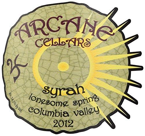 2012 Arcane Cellars Syrah, Columbia Valley 750 Ml