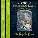 The Reptile Room: A Series of Unfortunate Events, Book 2 (       UNABRIDGED) by Lemony Snicket Narrated by Tim Curry