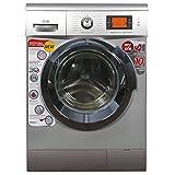 IFB Senator Aqua SX 1400RPM Front-loading Washing Machine (8 Kg, Silver)