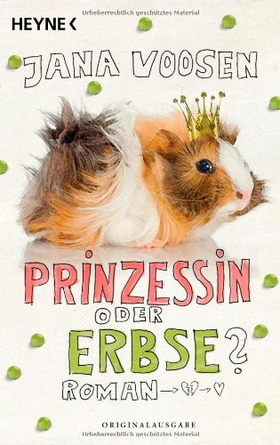 Prinzessin oder Erbse Book Cover