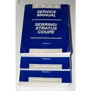 2002 dodge stratus owner 39 s manual online. Black Bedroom Furniture Sets. Home Design Ideas
