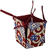 Safa Women's Cotton Penstand (Maroon)