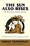 img - for The Sun Also Rises: The Hemingway Library Edition book / textbook / text book