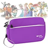 DURAGADGET Cool And Colourful Carry Case (Purple) For Disney Infinity Character Figures