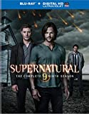 Supernatural: The Complete Ninth Season [Blu-ray + UltraViolet]