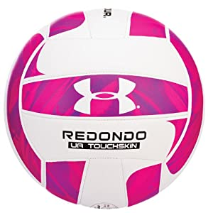 Buy Under Armour Redondo Beach Volleyball, Official Size, Neo Pulse Exuberant Pink Pinkadelic by Under Armour