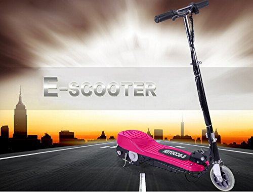 Zupapa Electric Scooters Motorized Scooter Bike Rose