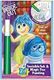 Disney/Pixar Inside Out 2in1 Invisible Ink & Magic Pen Painting Book