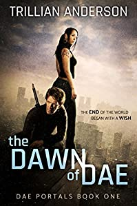 The Dawn Of Dae by Trillian Anderson ebook deal
