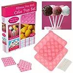 Silicone Non Stick Cake Pop Set Bakin...