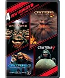 4 Film Favorites: Critters 1-4 Collection [Import]