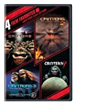 Cover art for  4 Film Favorites (Critters / Critters 2 / Critters 3 / Critters 4)