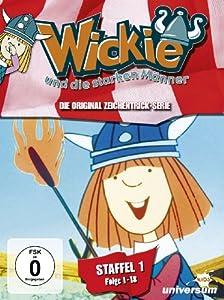 Wickie und die starken Männer - Staffel 1 (Folge 1-18) [3 DVDs]