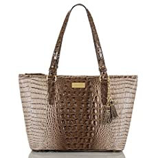 Medium Asher Tote<br>Amaretto Melbourne