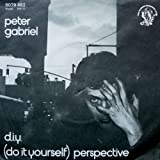 Peter Gabriel - D.I.Y. (Do It Yourself) - Philips - 6079 462, Charisma - 6079 462