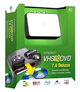 Honestech VHS to DVD 7.0 Deluxe (PC)