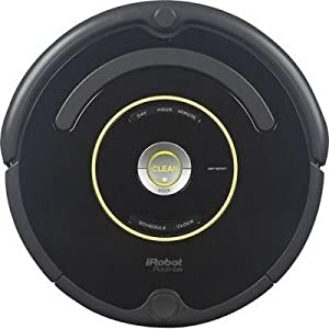 irobot roomba 650 robot aspirateur autonome. Black Bedroom Furniture Sets. Home Design Ideas