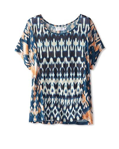 Velvet Women's Ikat Top