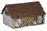 1/72 Coach House and Stables Diorama