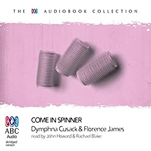 Come in Spinner Audiobook