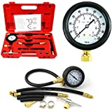 PMD Products® Fuel Injection Pump Pressure Tester Test Kit 100 PSI 7 Bar for Most Cars Trucks