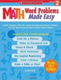img - for Math Word Problems Made Easy, Grade 2 book / textbook / text book