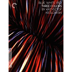 Three Colors: Blue, White, Red (Criterion Collection)