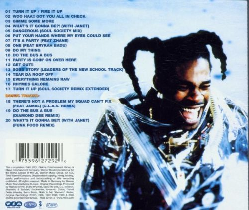 busta rhymes album. Busta Rhymes Album - Turn It