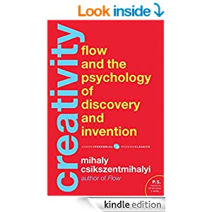 Amazon.com: Creativity: Flow and the Psychology of ...