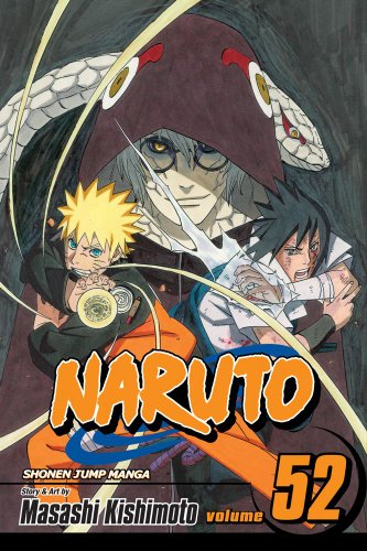 Naruto, Vol. 52: Cell Seven Reunion (Naruto (Graphic Novels))