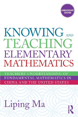 Knowing and Teaching Elementary Mathematics: Teachers'...